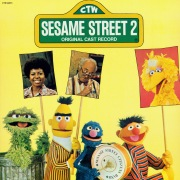 Sesame Street: Sesame Street 2 Original Cast Record, Vol. 2