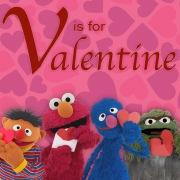 Sesame Street: V Is for Valentine