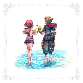 KINGDOM HEARTS - III, II.8, Unchained χ & Union χ [Cross] – (Original Soundtrack)