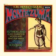 Graun: Montezuma – Excerpts (Opera Gala – Volume 6)