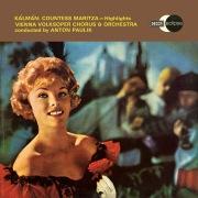 Kalman: Grafin Mariza – Excerpts (Opera Gala – Volume 8)