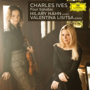 Ives: Four Violin Sonatas