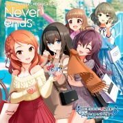 THE IDOLM@STER CINDERELLA MASTER Never ends & Brand new!