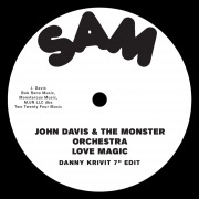 "Love Magic (Danny Krivit 7"" Edit)"