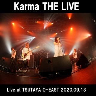 Karma THE LIVE  (Live at TSUTAYA O-EAST 2020.09.13)