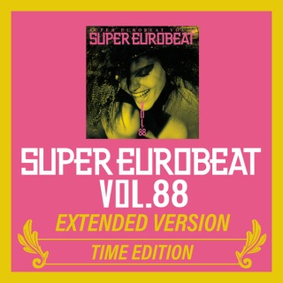 SUPER EUROBEAT VOL.88 EXTENDED VERSION TIME EDITION