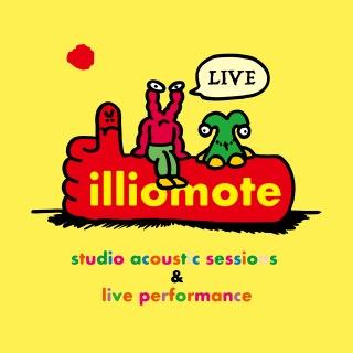 illiomote studio acoustic sessions & live performance