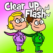 Clear Up Flash