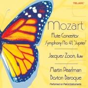"""Mozart: Flute Concertos & Symphony No. 41 in C Major, K. 551 """"Jupiter"""""""