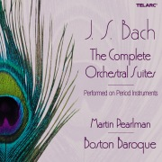 Bach: The Complete Orchestral Suites