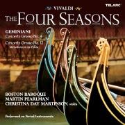 Vivaldi: The Four Seasons - Geminiani: Concerti grossi Nos. 4 & 12