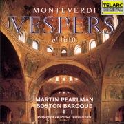 Monteverdi: Vespers of 1610, SV 206