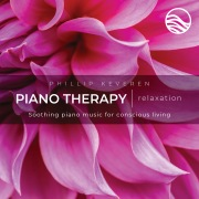 Piano Therapy Relaxation: Soothing Piano Music For Conscious Living