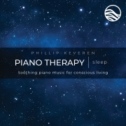 Piano Therapy Sleep: Soothing Piano Music For Conscious Living