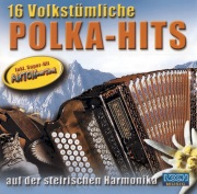 16 volkstümliche Polka-Hits