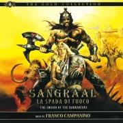 Sangraal la spada di fuoco (Original Motion Picture Soundtrack)