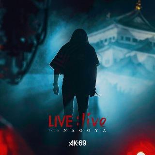 LIVE : live from Nagoya