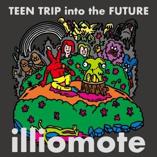 Teen Trip Into The Future