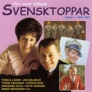 Våra mest älskade svensktoppar, Vol. 1, 1962-1965