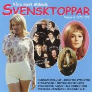 Våra Mest Älskade Svensktoppar Volym 4, 1970-1972