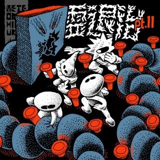 悪霊退治 PART.11 (feat. DARTHREIDER & Chika-C The Neckst)