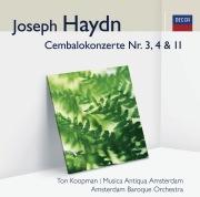 Haydn: Cembalokonzerte