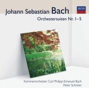 J.S. Bach: Orchestersuiten