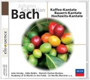 J. S. Bach: Kaffee-Kantate, Bauern-Kantate, Hochzeits-Kantate