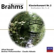 Brahms Klavierkonzert Nr. 2 + 4 Balladen