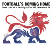 Football's Coming Home - Three Lions