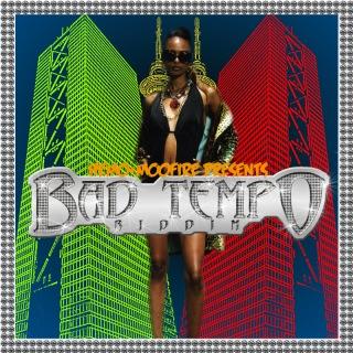 HEMO+MOOFIRE presents BAD TEMPO RIDDIM
