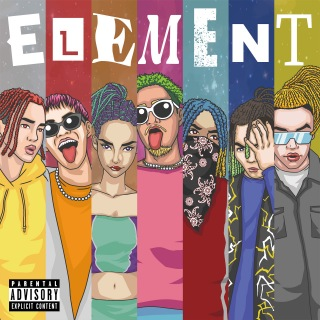ELEMENT (feat. Spada, TOFU, MFS, Ken Francis, SANTAWORLDVIEW & Merry Delo)