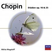 Chopin, Etüden op. 10 & 25