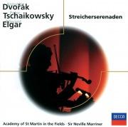 Dvorák, Tschaikowsky, Elgar: Streicherserenaden