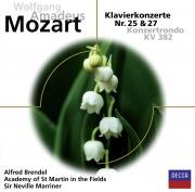 Mozart: Klavierkonzert Nr.25 & 27 + Konzertrondo KV382 (Eloquence)