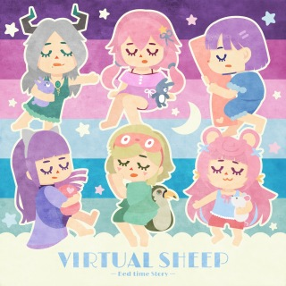 Virtual Sheep -Bed Time Story-