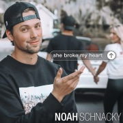 She Broke My Heart