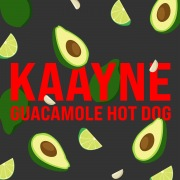 GUACAMOLE HOT DOG