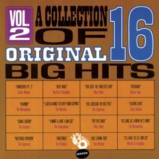 A Collection Of 16 Original Big Hits Vol. 2