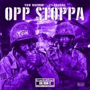 Opp Stoppa (feat. 21 Savage) [Chop Not Slop Remix]