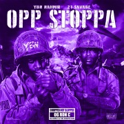 Opp Stoppa (feat. 21 Savage) [Chop Not Slop Remix]