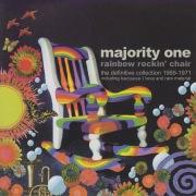 Rainbow Rockin' Chair