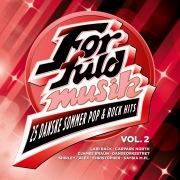 For Fuld Musik - 25 Danske Sommer Pop & Rock Hits Vol. 2