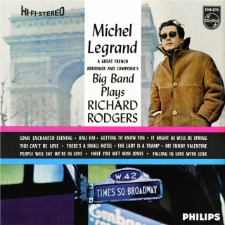 Michel Legrand Big Band Plays Richard Rodgers