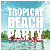 Tropical Beach Party -Best Club Mixx- Mixed by DJ 恋 (DJ MIX)