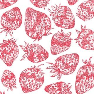 Strawberry Wavy