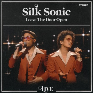 Leave The Door Open (Live)