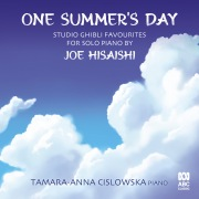 One Summer's Day: Studio Ghibli favourites for solo piano by Joe Hisaishi