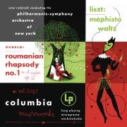 Enescu: Romanian Rhapsody - Liszt: Mephisto Waltz - Wolf-Ferrari: The Secret of Susanna