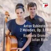 2 Mélodies, Op.3: I. Moderato assai (Arr. for Cello and Piano)